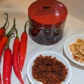 Home-made Chilli Sauce 自制辣椒酱