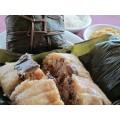 Hong Kong Style Rice Dumpling      港式裹蒸粽